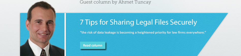 Spotlight 7 tips for sharing legal files securely