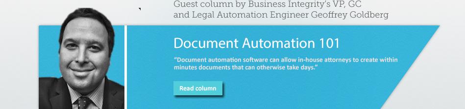 Spotlight Document Automation