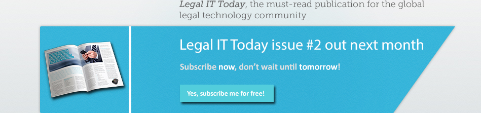 Spotlight - Legal IT Today