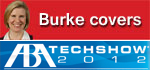 Burke covers ABA TechShow