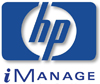 HP iManage logo