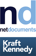 NetDocuments / Kraft Kennedy logo